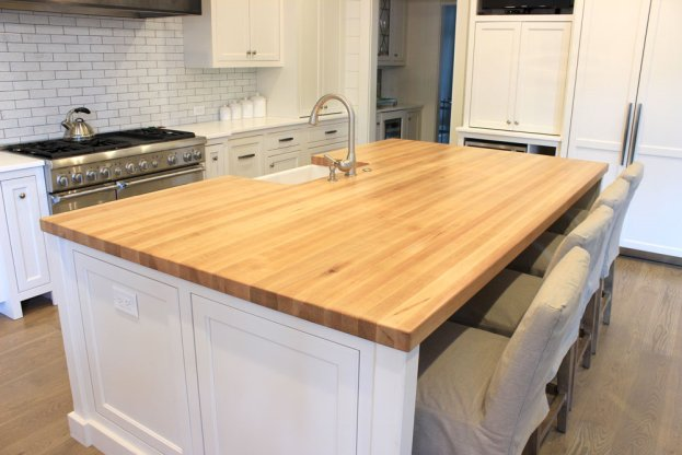 Maple Edge Grain 2 San Diego - The Countertop Company